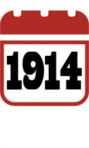 1914 Timeline at War and in 'The Bath'