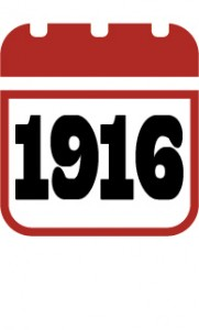 1916 Timeline at War and in 'The Bath'