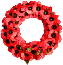 Remembrance Poppy Wreath